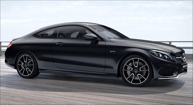 Mercedes AMG C43 4MATIC Coupe 2019 có thiết kế đậm chất thể thao với khả năng tăng tốc và vận hành mạnh mẽ