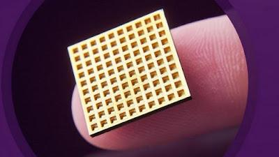 Chips que suministran medicamentos