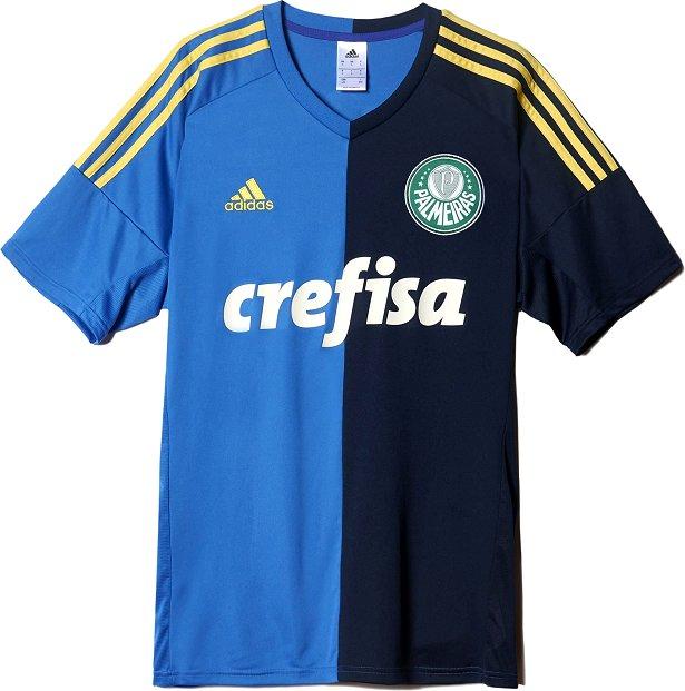 4f8c6aa4f1 Adidas divulga nova terceira camisa do Palmeiras - Show de Camisas