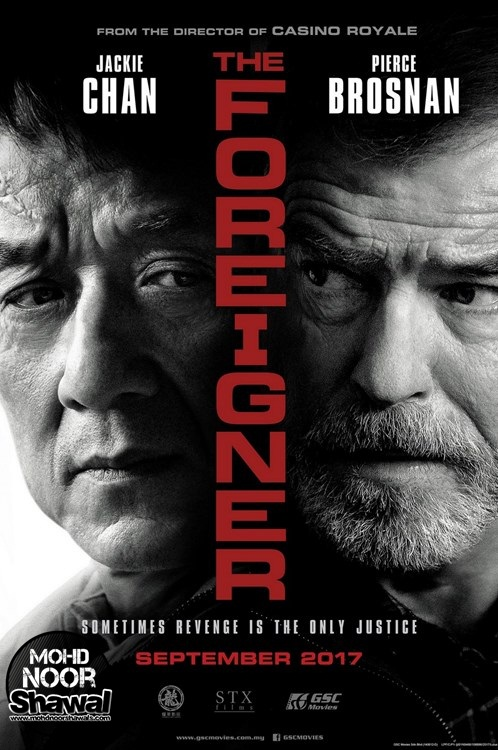 The Foreigner (Film 2017)