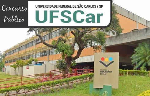 Concurso UFSCAR Técnico-Administrativos {edital 2018}