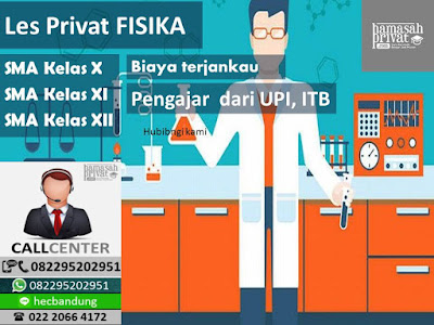 les Privat Fisika di Bandung