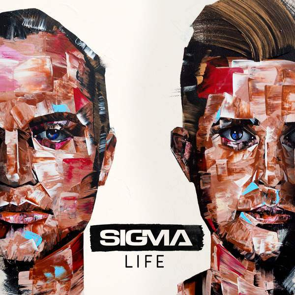 Sigma – Life (Deluxe) Cover