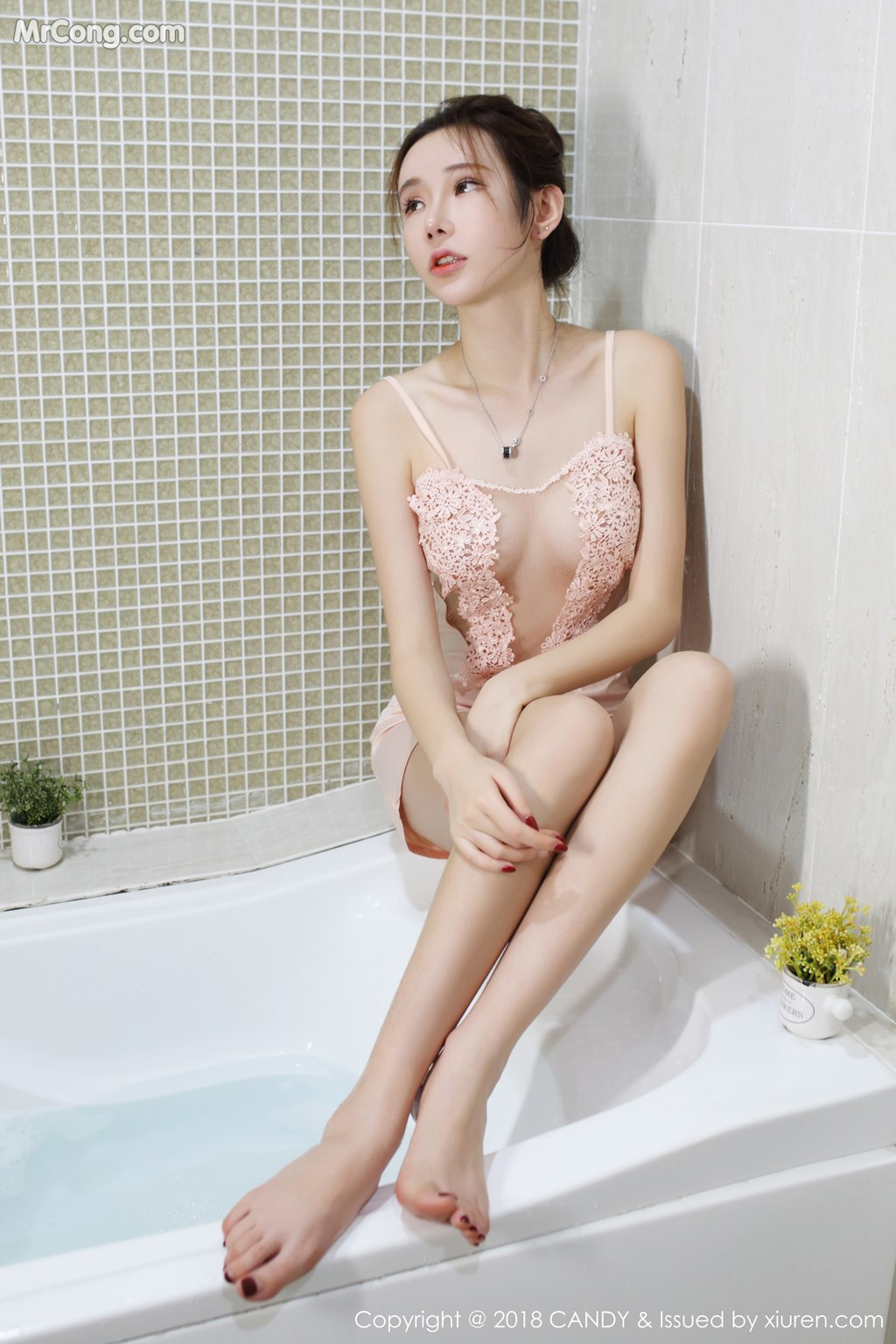 Image CANDY-Vol.055-Irene-Meng-Qi-Qi-MrCong.com-005 in post CANDY Vol.055: Người mẫu Irene (萌琪琪) (55 ảnh)