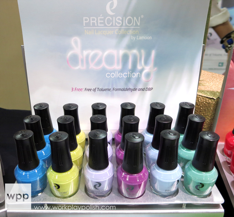 Precision Lacquer Dreamy Collection (Spring 2013)