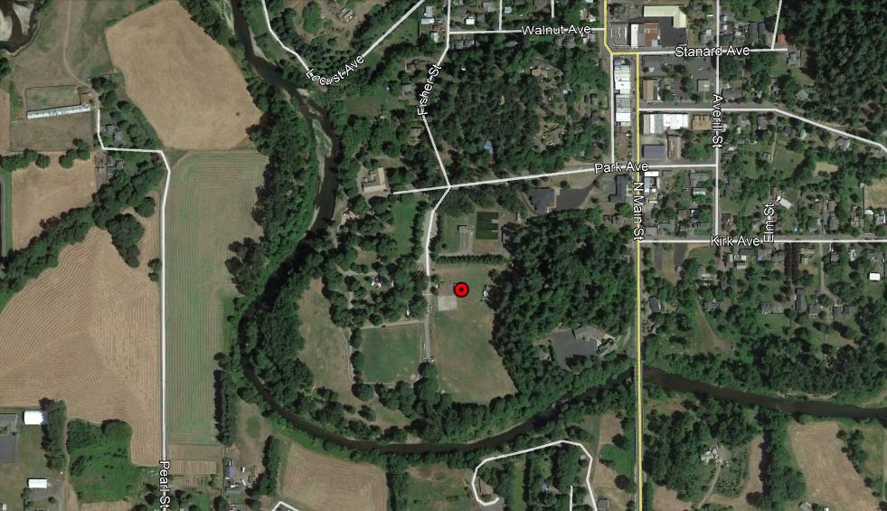 Dead Body On Google Maps Railroad