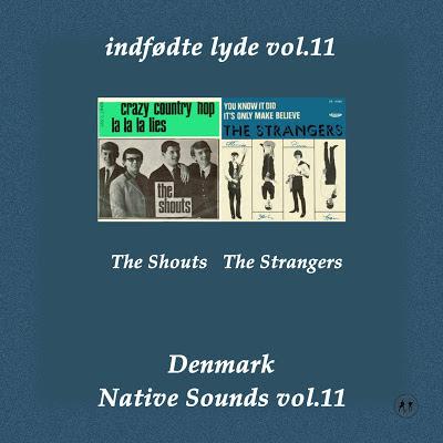 Indfødte lyde / Native Sounds - Denmark Record Labels Vol.11