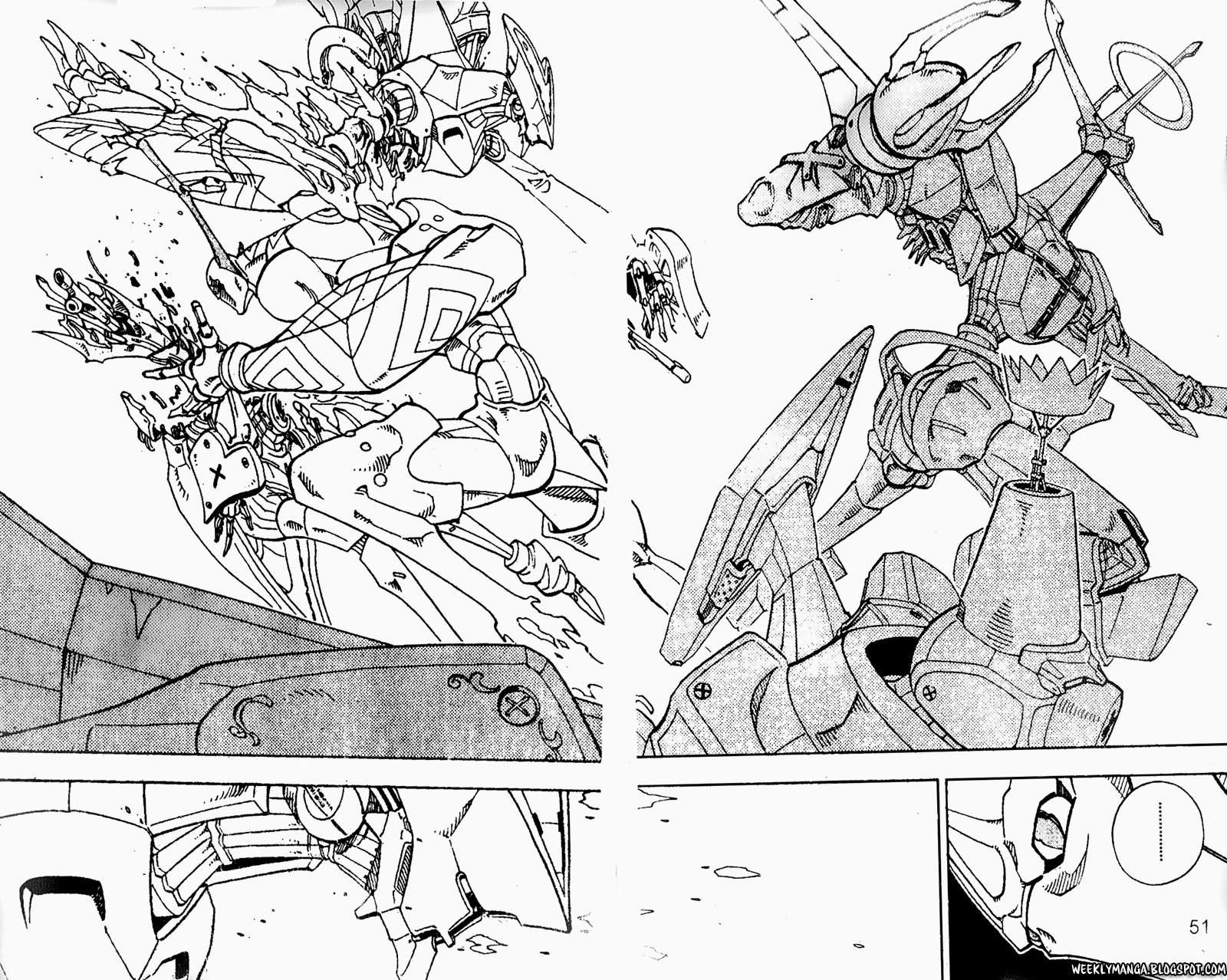 Shaman King [Vua pháp thuật] chap 137 trang 18