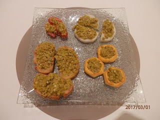 Recette provencale Tapenade olive verte provencale