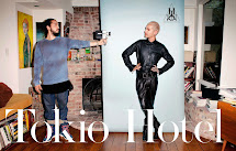 Interview Magazine Tokio Hotel Alphabet