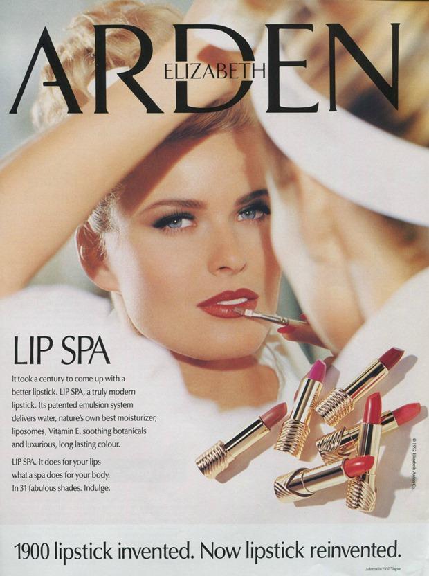 Anúncios vintage de maquiagem, anúncios vintage, publicidade vintage, vintage, vintage makeup ad, vintage ad, história da maquiagem, maquiagem no decorrer das décadas, anúncios de maquiagem dos anos 90