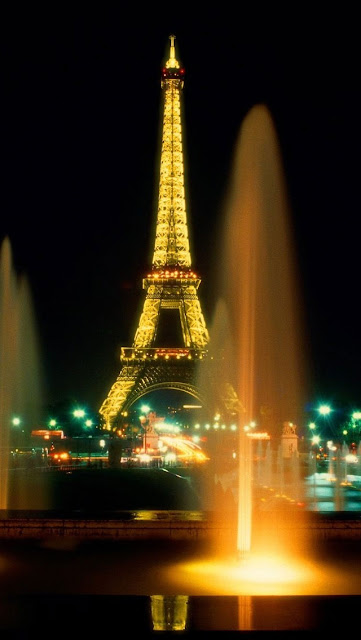 iPhone 5 Wallpaper - Paris