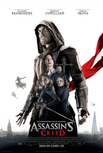 Assassin's Creed (BRRip 1080p Dual Latino / Ingles) (2016)