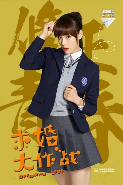 Zhao Yuan Operation Love Chinese drama