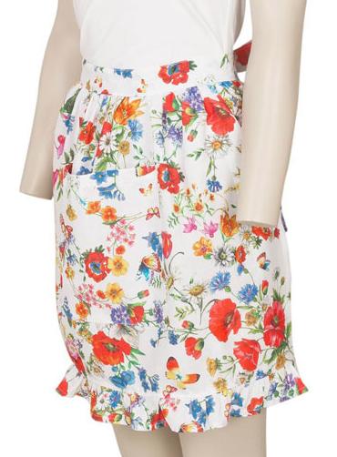 Zara Home floral apron
