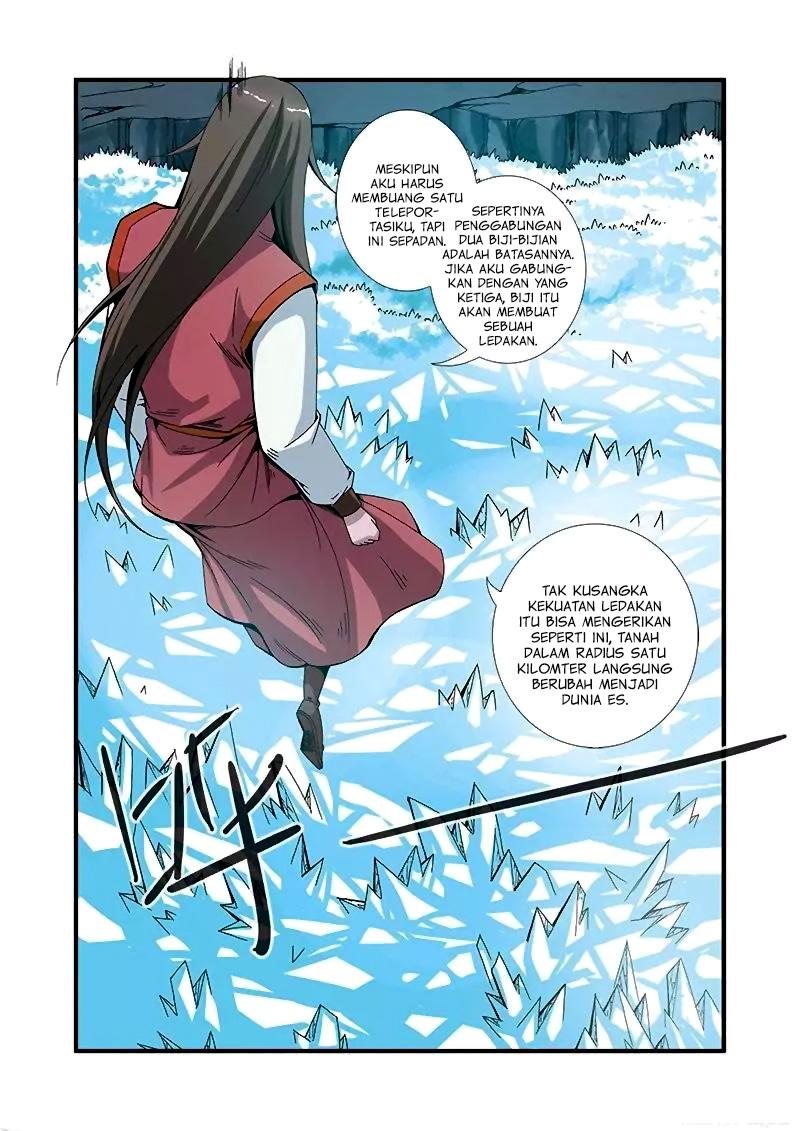 Xian Ni Chapter 50