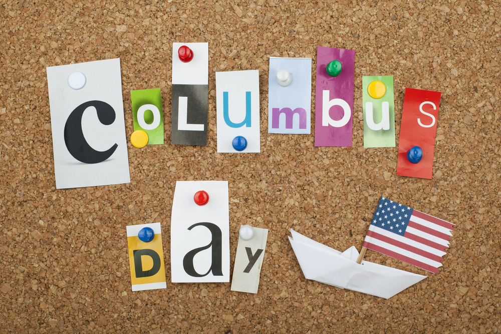 Best Columbus Day 2017 Cliparts