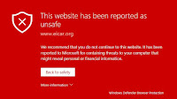 Windows Defender Antivirus per Chrome come estensione (da Microsoft)