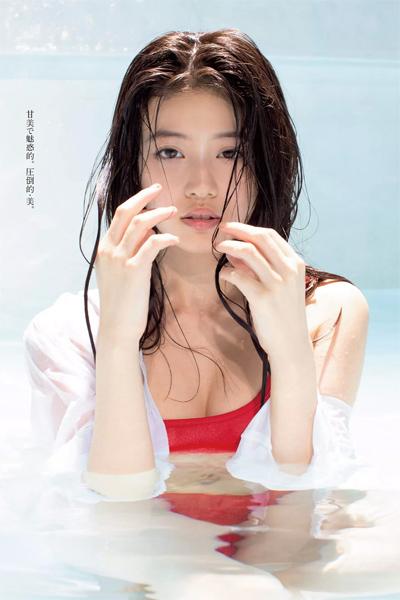 Mio Imada 今田美桜, Weekly Playboy 2019 No.03-04 (週刊プレイボーイ 2019年3-4号)
