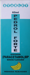 Pedrol Forte Syrup