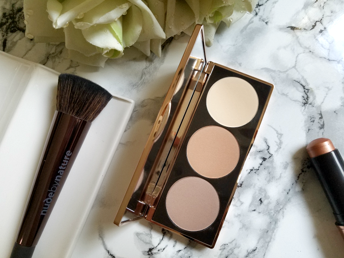 Review: nude by nature - Contour Palette 5 Madame Keke Beauty Blog