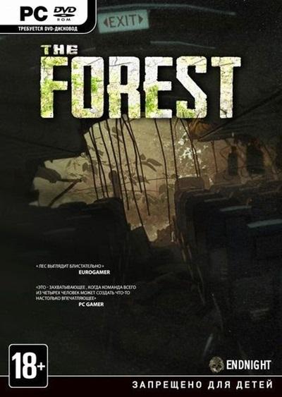 โหลดเกมส์ The Forest