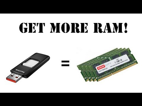 How To Use Flash As Ram On PC 2015