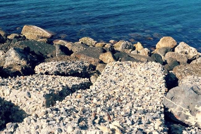 Heraklion sea