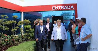 La Cruz Roja Dominicana recibe visita del nuevo ministro de Salud Pública
