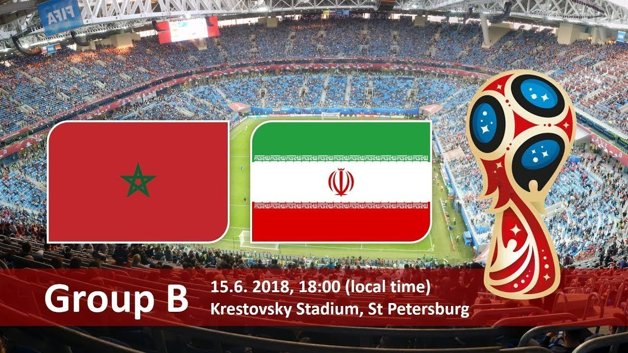 Morocco vs Iran Live in India - TV Channel, Kick of Time - World Cup 2018