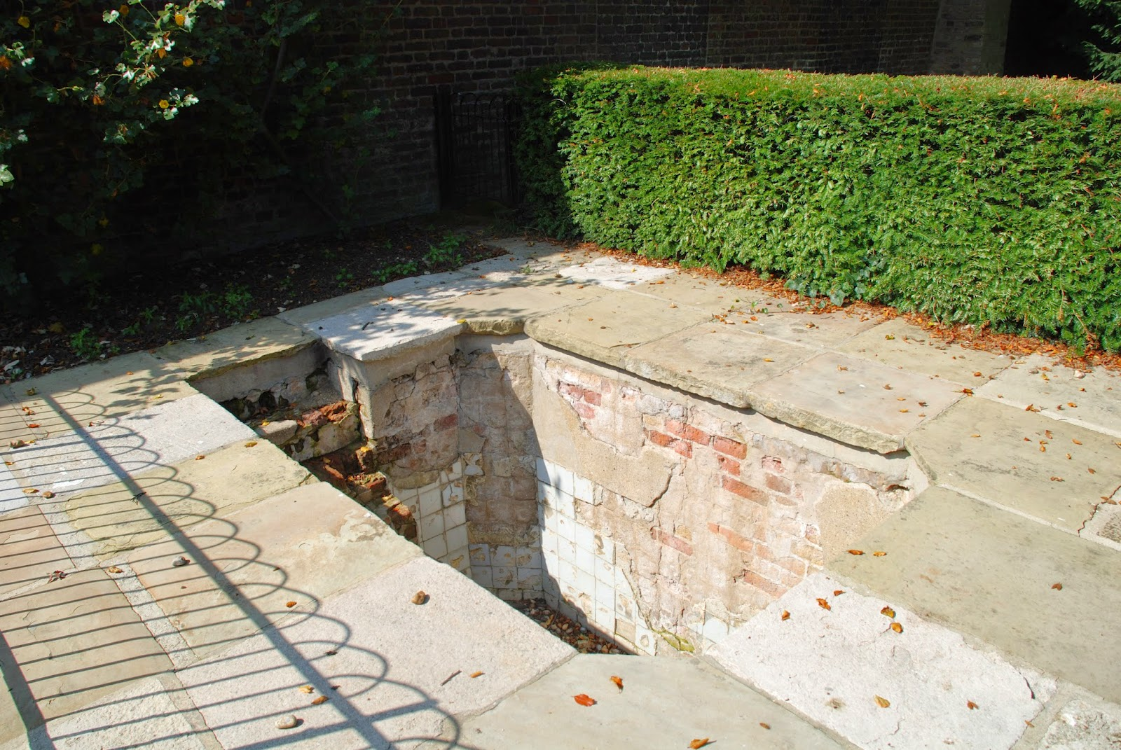 Princess Caroline's bath, Greenwich Park
