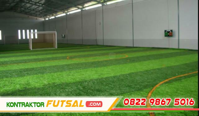 Biaya Pembuatan Lapangan Futsal Harga Paling Termurah