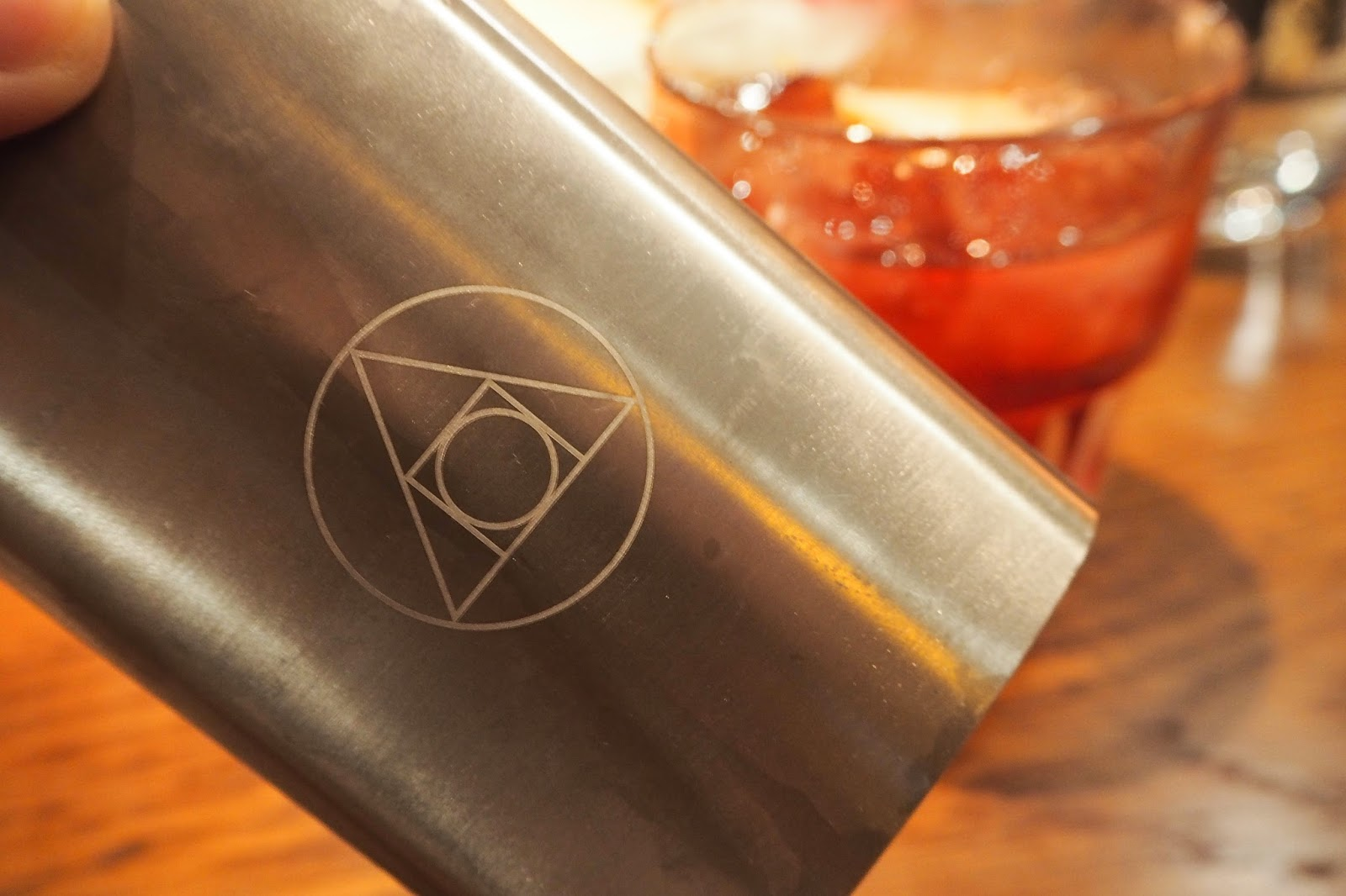 The Alchemist Chester Hip Flask