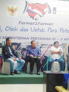 penilaian kompetisi Farmer2Farmer 2019