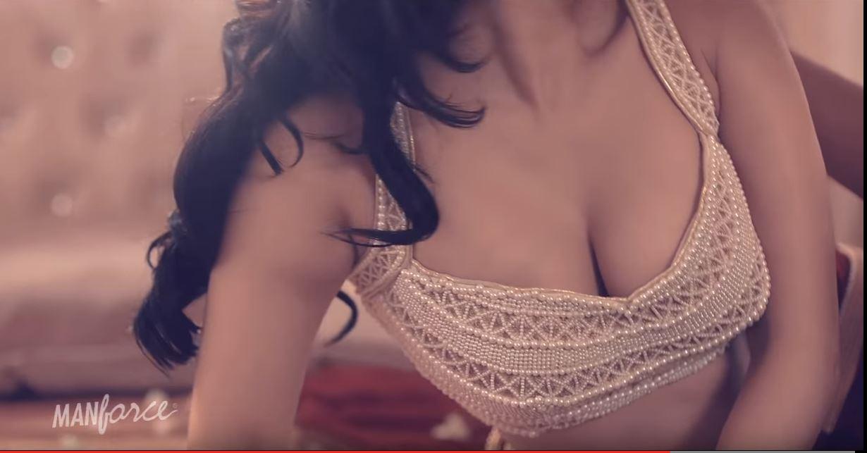 Novi video oglas za vroče kondome Sunny Leones - glejte zdaj-5643
