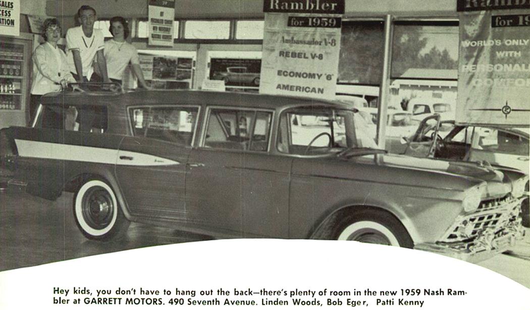 Annualmobiles Garrett Motors