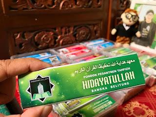 Berbagi Coklat Unik di Bulan Ramadhan 2