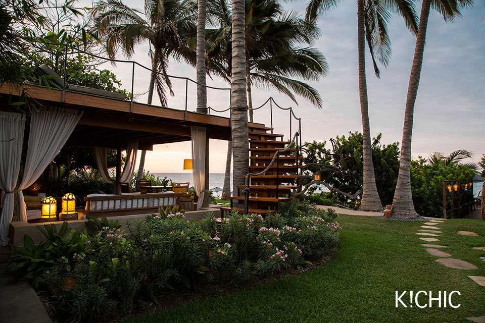 KiCHIC, Mancora, Peru - 15 Incredible Hotel Rooms Where You Can Sleep Under The Stars.