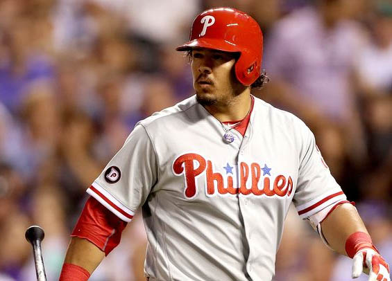 Jorge Alfaro two-run blast helps lift Philadelphia past Oakland