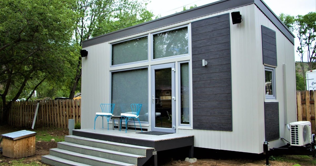 Tiny House Town: The Steelhaus From Steelgenix