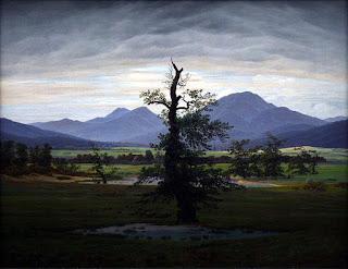 Friedrich, drzewo