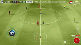 FTS Mod PES 2018 by Herman Aja Android