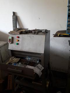 mesin press cetakan master plat nomor samsat