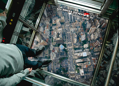 Cool Elevator Advertisements  - Part 2 (23) 6
