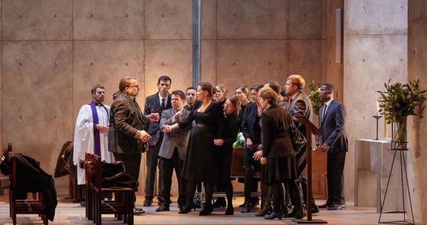 Miranda d'après Henry Purcell - Opéra Comique 2017 - Photo (c) Opéra Comique