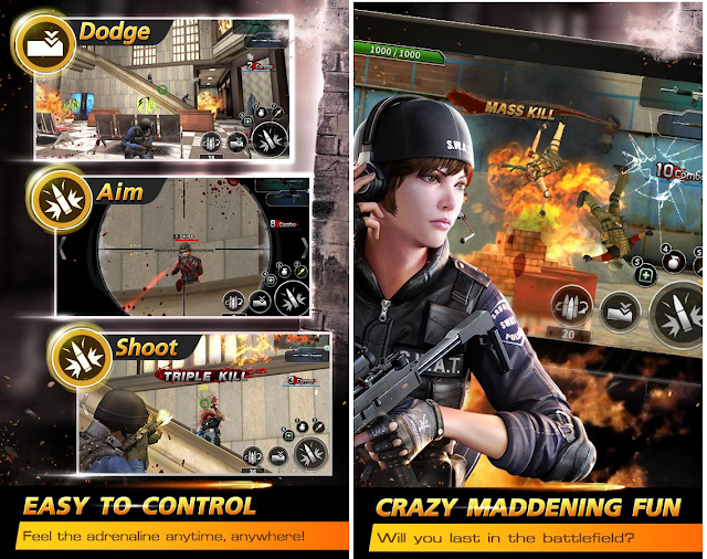 Point Blank Mobile v.20.0 Untuk Android Terbaru