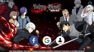 tokyo ghoul Global release terbaru