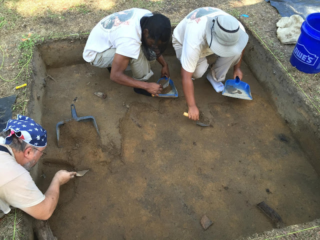 Archaeologists find more evidence of daily life at 1559 Luna settlement