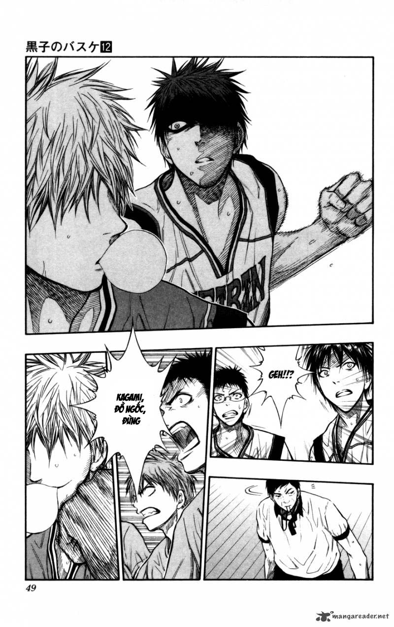 Kuroko No Basket chap 102 trang 3