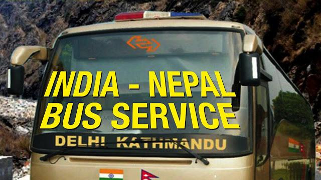Kathmandu Delhi Bus service